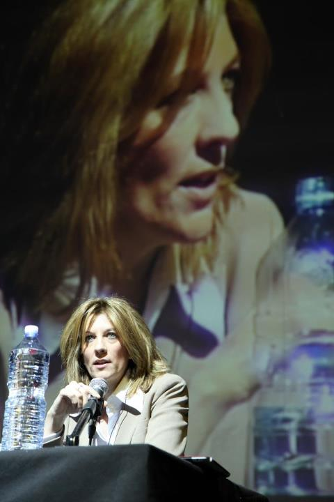 Summit Rimini 2012 - Stephanie Kelton